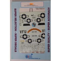 Heller 80780 1/24 Camion de Pompiers Delahaye Type 103