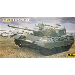 Heller 81136 1/35 Germany Leopard A4