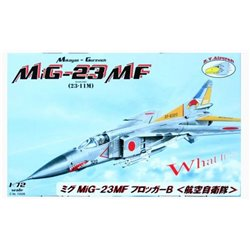 R.V.Aircraft 72026 1/72 MiG-23MF Flogger-B What if?