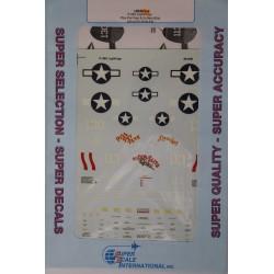 R.V.Aircraft 72051 1/72 Mirage III CJ Reconnaissance II.