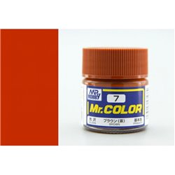 GUNZE Mr Color C7 BROWN GLOSS 10ml