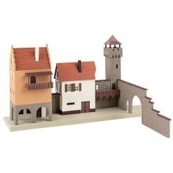 GUNZE Mr Color C033 FLAT BLACK 10ml