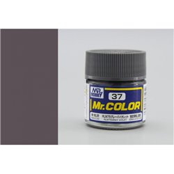 GUNZE Mr Color C37 RLM75 GRAY VIOLET SEMI-GLOSS 10ml