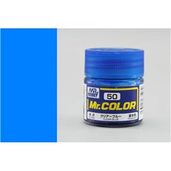 GUNZE Mr Color C050 CLEAR BLUE 10ml