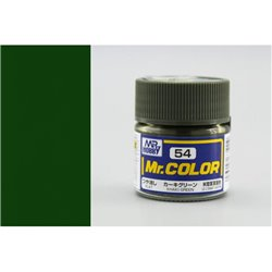 GUNZE Mr Color C054 KHAKI GREEN 10ml