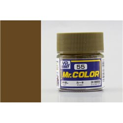 GUNZE Mr Color C055 KHAKI 10ml