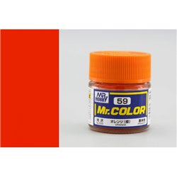 GUNZE Mr Color C059 ORANGE 10ml