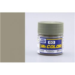 GUNZE Mr Color C060 RLM02 GRAY 10ml