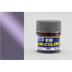 GUNZE Mr Color C061 BURNT IRON 10ml