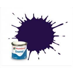 HUMBROL Peinture Enamel 68 PURPLE 14ml GLOSS