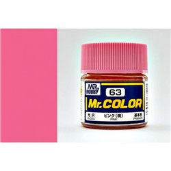 GUNZE Mr Color C063 PINK 10ml