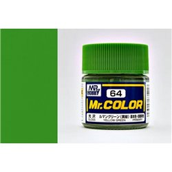 GUNZE Mr Color C064 YELLOW GREEN 10ml