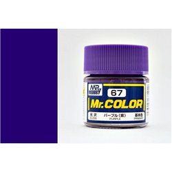 GUNZE Mr Color C067 PURPLE 10ml