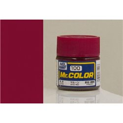 GUNZE Mr Color C100 WINE RED 10ml