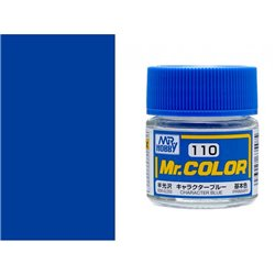 GUNZE Mr Color C110 CHARACTER BLUE 10ml