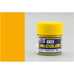 GUNZE Mr Color C113 RLM04 YELLOW 10ml
