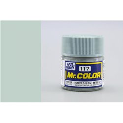 GUNZE Mr Color C117 RLM76 LIGHT BLUE 10ml