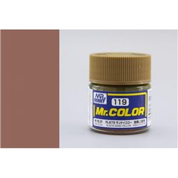 GUNZE Mr Color C119 RLM76 SAND YELLOW 10ml