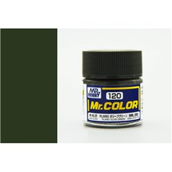 GUNZE Mr Color C120 RLM80 OLIVE GREEN 10ml