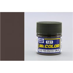 GUNZE Mr Color C121 RLM81 BROWN VIOLET 10ml