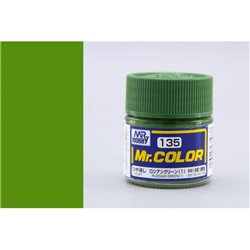 GUNZE Mr Color C135 RUSSIAN GREEN 1 10ml