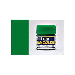 GUNZE Mr Color C138 CLEAR GREEN 10ml