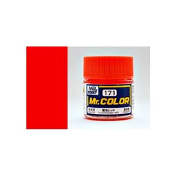 GUNZE Mr Color C171 FLUORESCENT RED 10ml