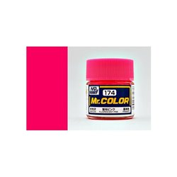 GUNZE Mr Color C174 FLUORESCENT PINK 10ml