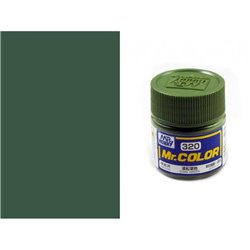 GUNZE Mr Color C320 DARK GREEN 10ml