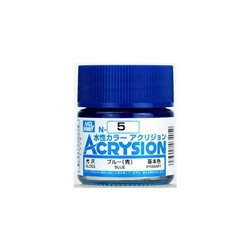GUNZE Mr Hobby Acrysion Color N005 BLUE 10ml