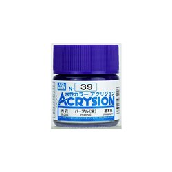 GUNZE Mr Hobby Acrysion Color N039 PURPLE 10ml