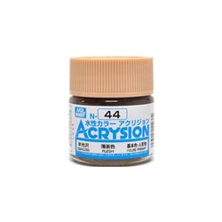 GUNZE Mr Hobby Acrysion Color N044 FLESH 10ml