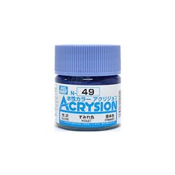 GUNZE Mr Hobby Acrysion Color N049 VIOLET 10ml