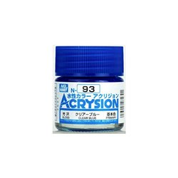 GUNZE Mr Hobby Acrysion Color N093 CLEARBLUE 10ml