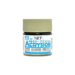 GUNZE Mr Hobby Acrysion Color N127 COCKPITCOLORNAKAJIMA 10ml