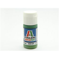 ITALERI Acrylic 4301AP Flat Grey Green 20ml