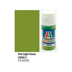 ITALERI Acrylic 4309AP Flat Light Green 20ml