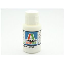 ITALERI Acrylic 4637AP Semigloss Clear 35 ml