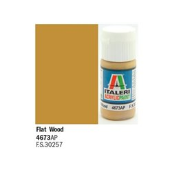 ITALERI Acrylic 4673AP Flat Wood 20ml