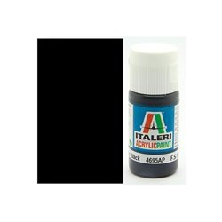 ITALERI Acrylic 4695AP Gloss Black 20ml