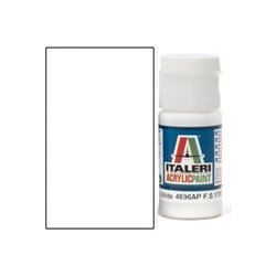 ITALERI Acrylic 4696AP Gloss White 20ml