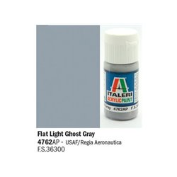 ITALERI Acrylic 4762AP Flat Light Ghost Gray 20ml