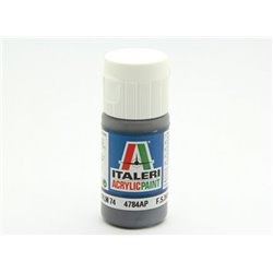 ITALERI Acrylic 4784AP Graugrun RLM 74 20ml