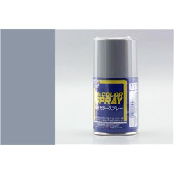 GUNZE Mr Color Spray S117 RLM76 LIGHT BLUE 100ml