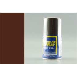 GUNZE Mr Color Bombe - Spray S041 RED BROWN 100ml