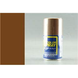 GUNZE Mr Color Bombe - Spray S043 WOOD BROWN 100ml