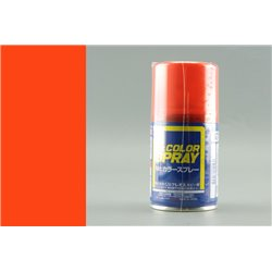 GUNZE Mr Color Spray S047 CLEAR RED 100ml