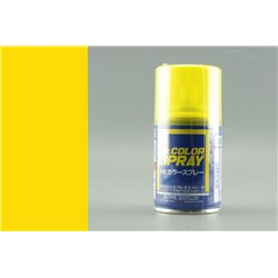 GUNZE Mr Color Bombe - Spray S048 CLEAR YELLOW 100ml