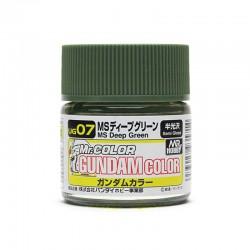 GUNZE Mr Color Spray S062 FLAT WHITE 100ml