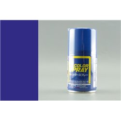 GUNZE Mr Color Bombe - Spray S065 BRIGHT BLUE 100ml